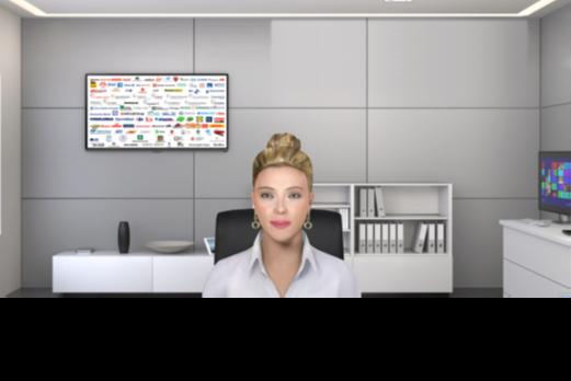 Reception Digitale Virtuale